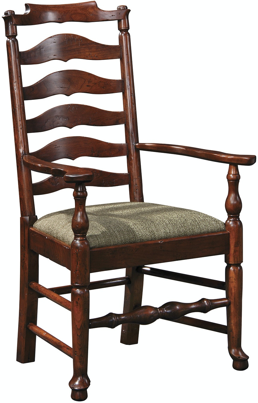 Stickley Dining Room Furniture: Stickley Dining Room Bristol Arm Chair 53490-A