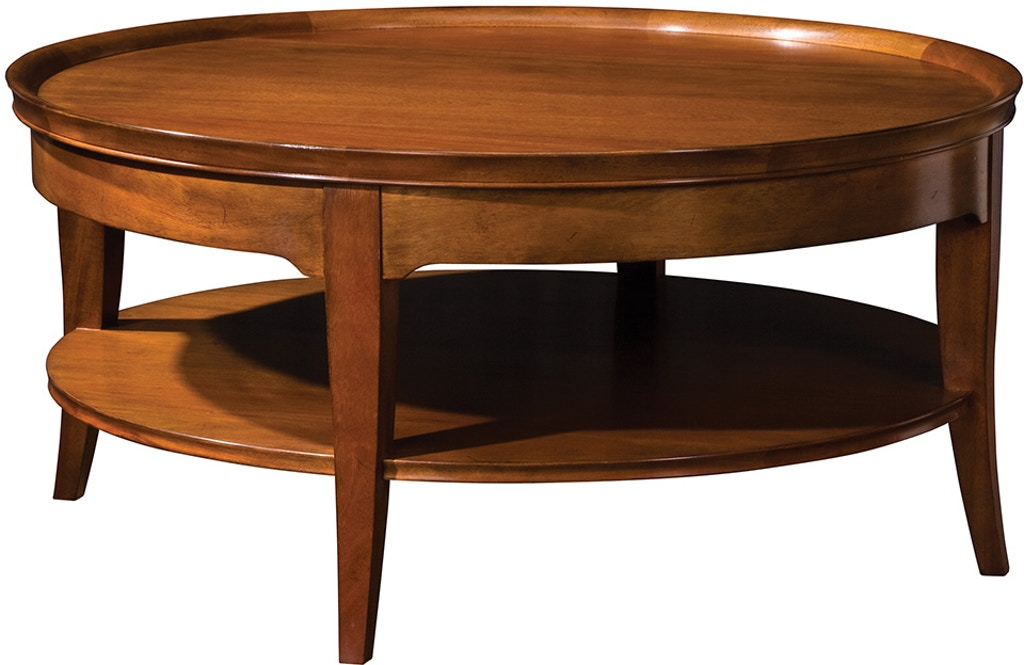 Stickley Living Room Gridley Road Cocktail Table 6102 Finesse Furniture Interiors Edmonton