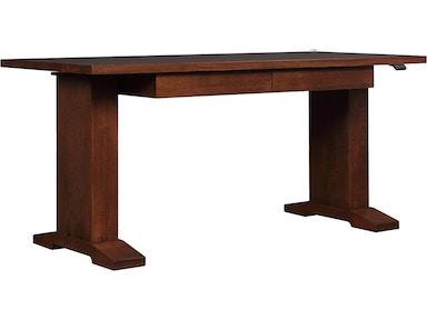 Stickley Home Office Hi Lo Standing Desk No Inlay 89 1286
