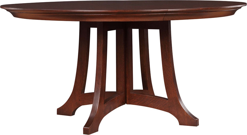 Awesome Stickley Dining Room Highlands Round Dining Table 89 594 62 Alphanode Cool Chair Designs And Ideas Alphanodeonline