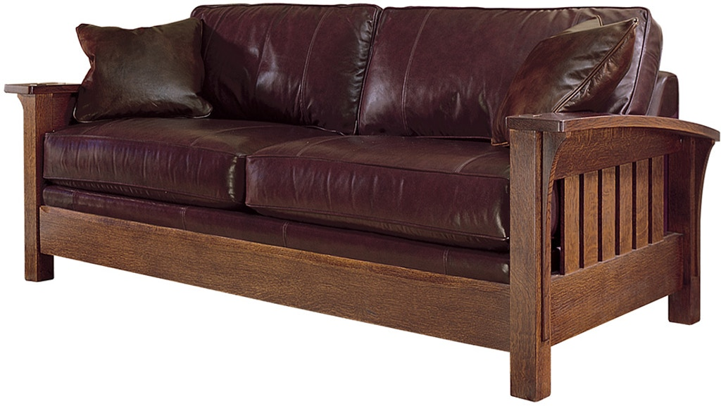 Stickley Living Room Orchard St Sofa 875144p Naturwood