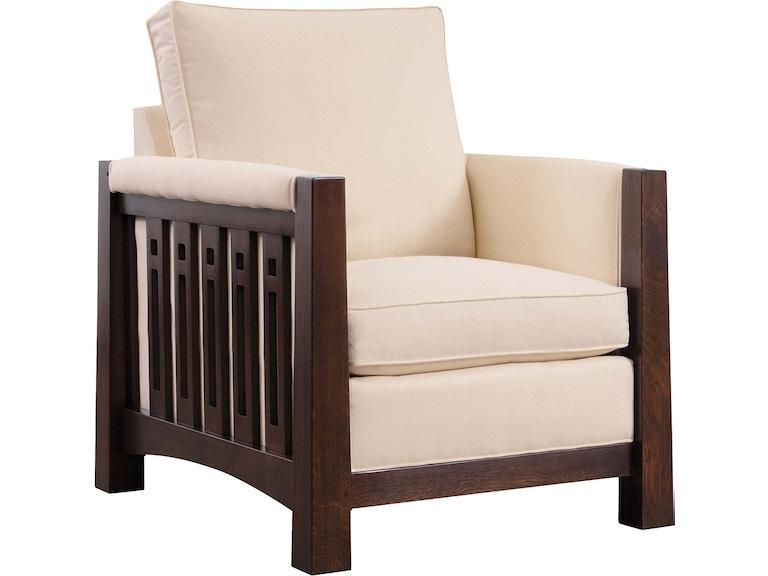 Phenomenal Stickley Furniture 91 9800 Ch Hb Highlands High Back Chair Short Links Chair Design For Home Short Linksinfo