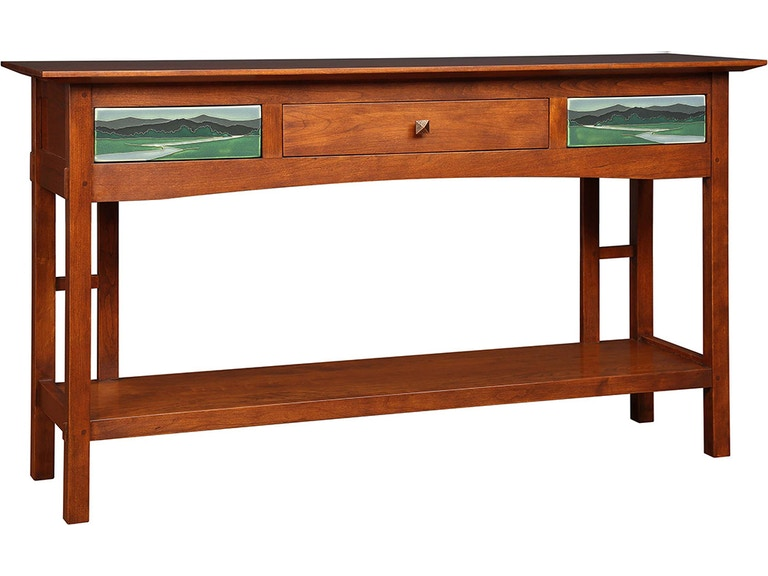 Stickley Living Room 2019 Collector Edition Console Table