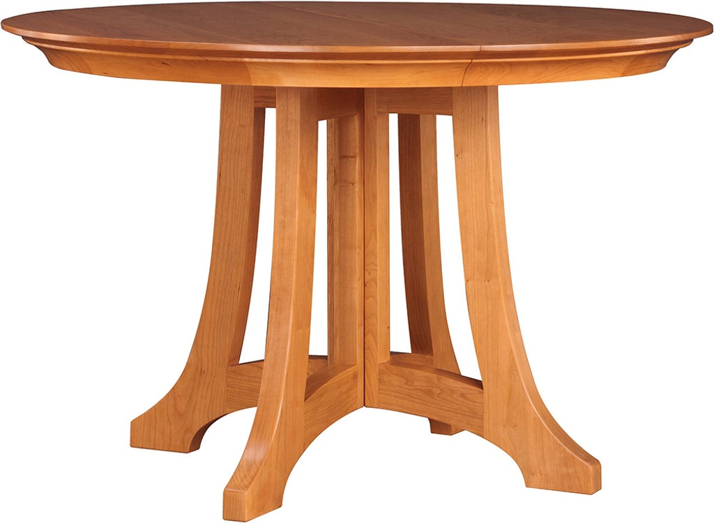 Stickley Furniture 91 594 46 2lvs Highlands Round Dining Table Interiors Home Camp Hill
