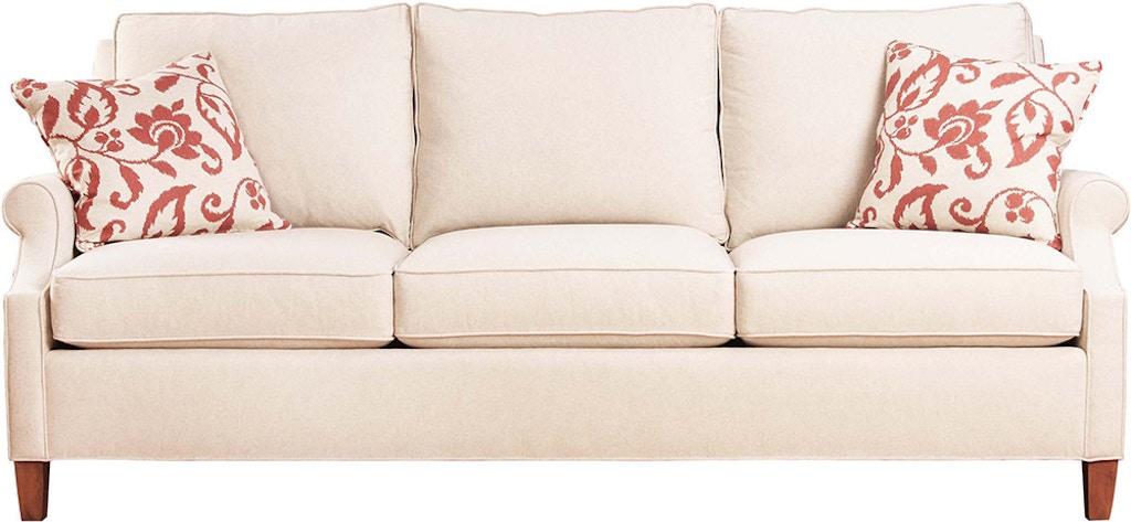 Stickley Furniture Living Room Natick Sofa 96 9877 84 At Interiors Home