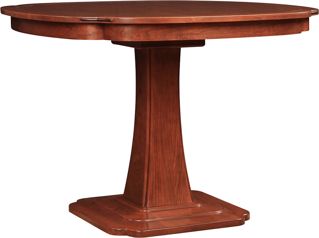 Stickley Dining Room Tsuba Small Dining Table AN-7330-42-299 ...