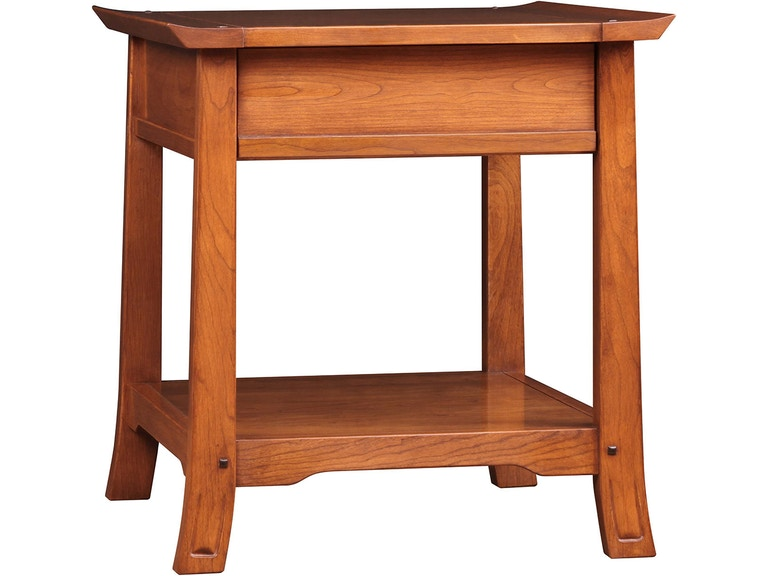 Stickley Living Room Oak Knoll End Table An 7386 299