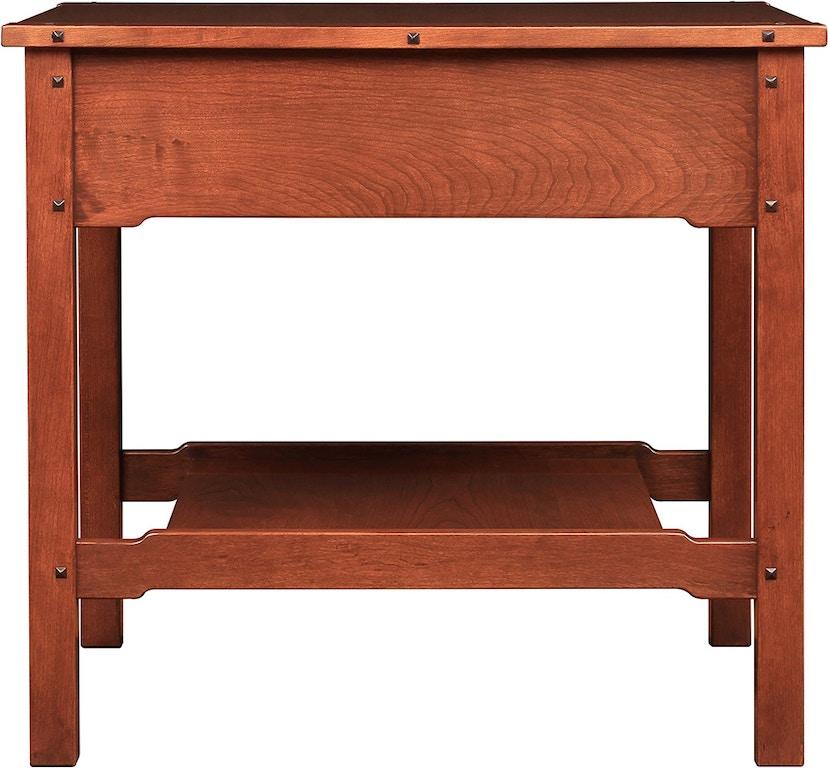 Incredible Stickley Furniture An 7388 299 San Gabriel End Table Short Links Chair Design For Home Short Linksinfo