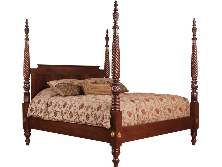 stickley furniture an7614 st croix poster bed