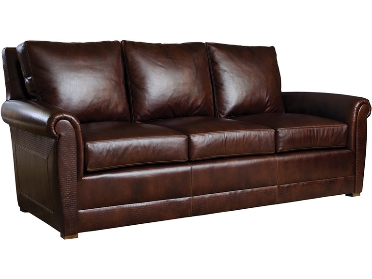 Stickley Living Room Portland Sofa CL-8144-84 - Louis
