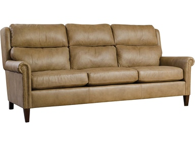 Stickley Woodlands Sofa 8187 Leather
