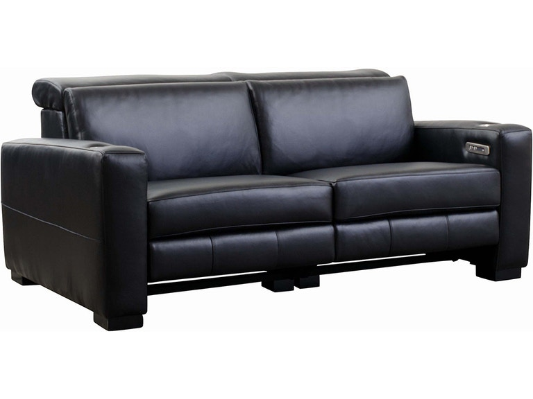 Stickley Living Room Modena Sectional Modena Leather - West ...