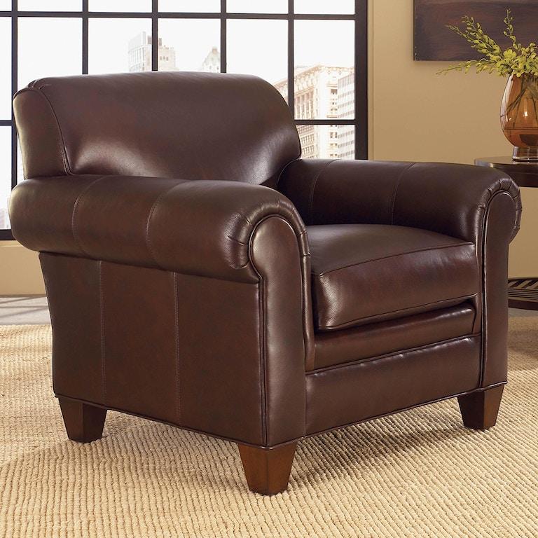 Stickley Living Room Salem Chair 96-9711-CH - Wells Home ...