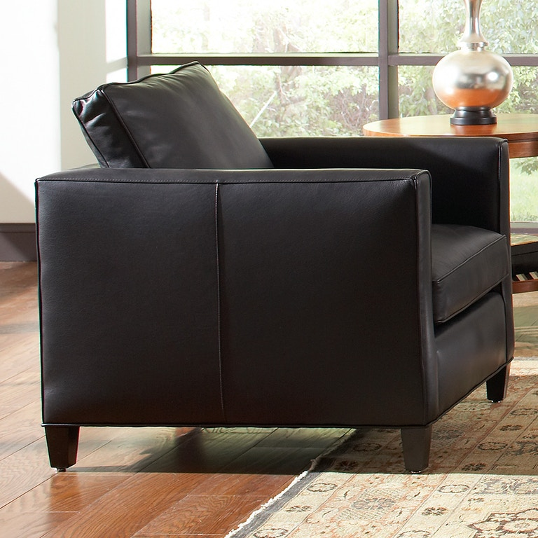 Stickley Living Room Somerville Chair 96 9873 Ch Finesse