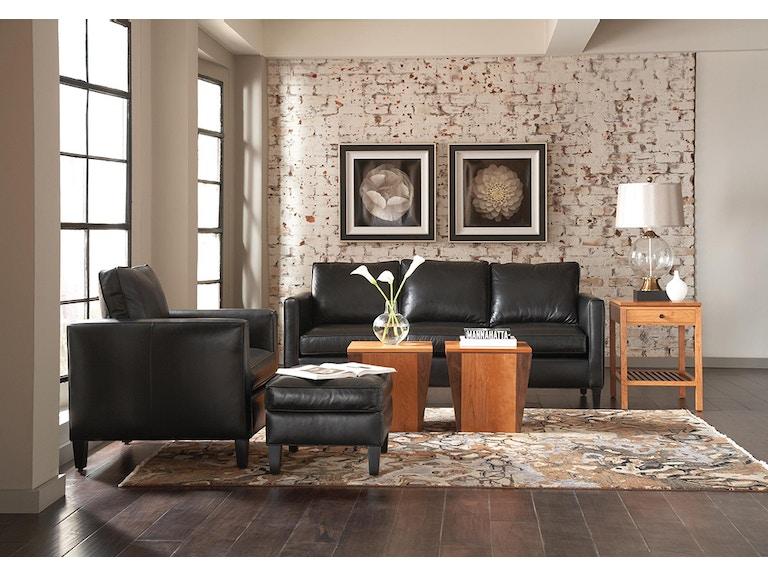 Stickley Living Room Somerville Sofa CL-8873-82 - West Coast ...
