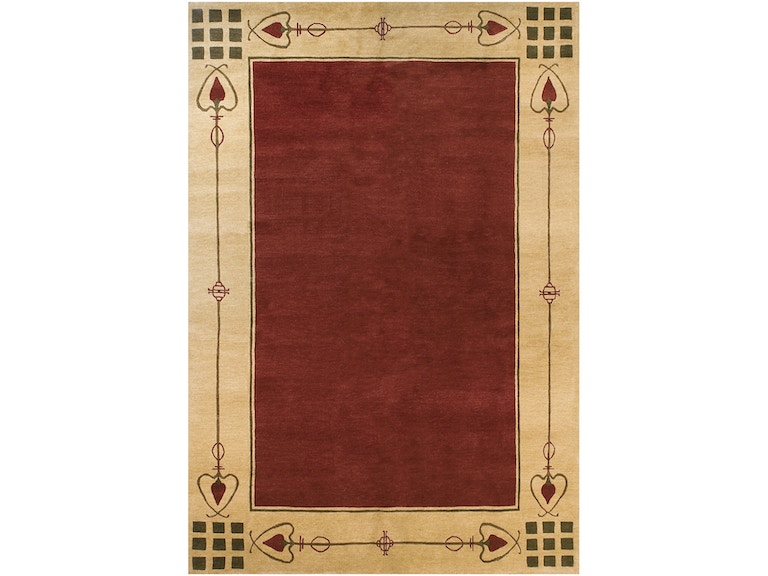 Stickley Floor Coverings Highland Park Red Ru 1180 6round Bartlett Home Furnishings Memphis