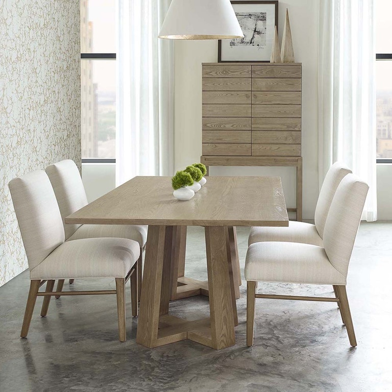 Stickley Dining Room Modern Loft Rectangular Dining Table