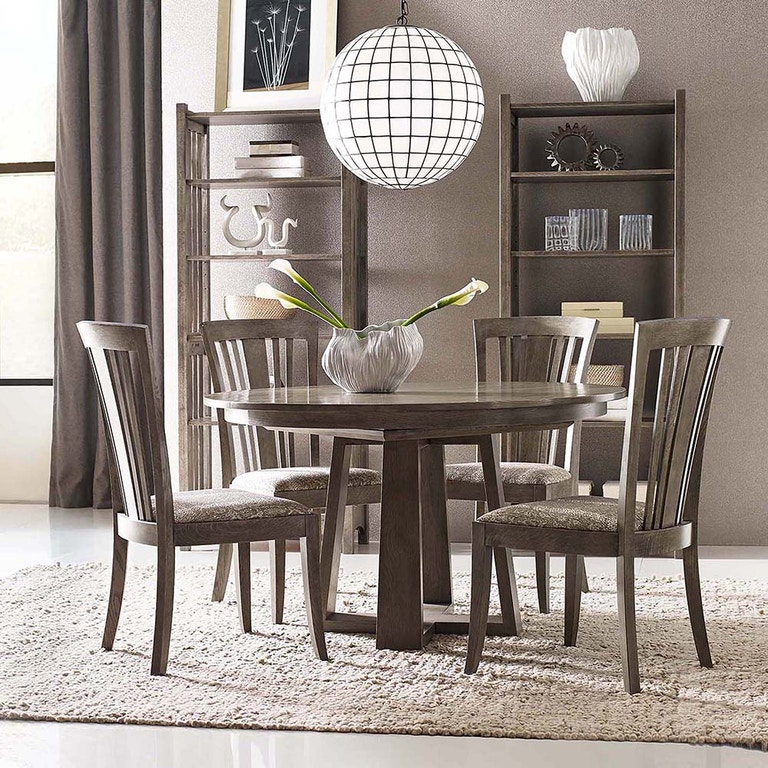 Admirable Stickley Dining Room Modern Loft Round Dining Table Ss 104 Alphanode Cool Chair Designs And Ideas Alphanodeonline