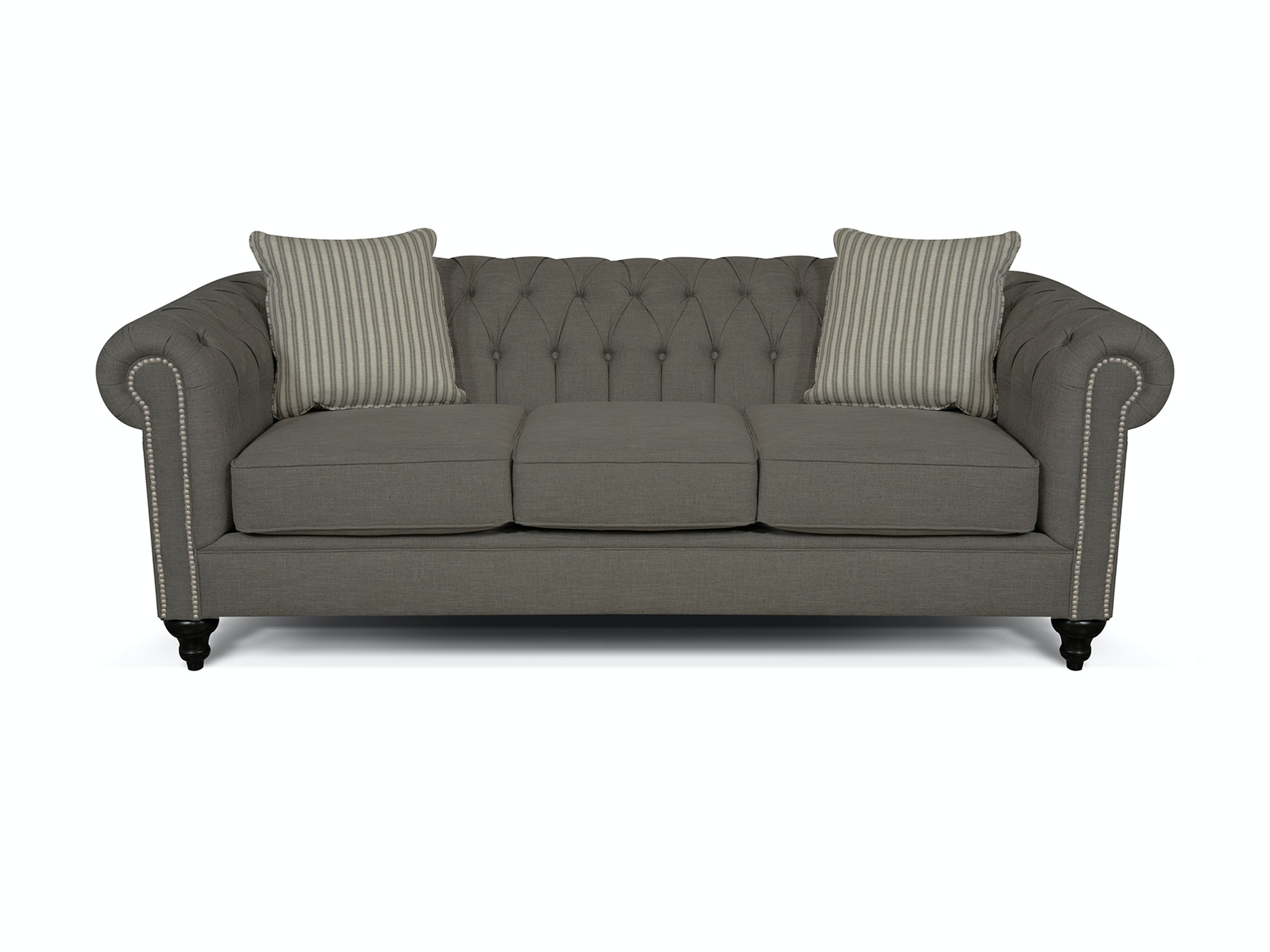 england living room brooks sofa with nails 4h05n england furniture rh englandfurniture com england furniture sofa beds england furniture sofa sleeper