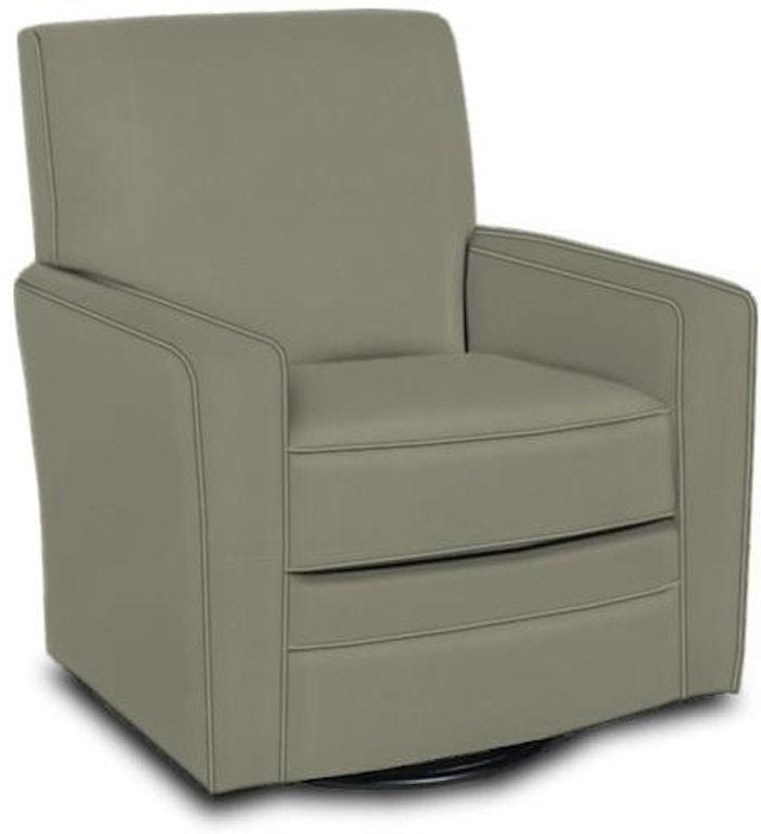 Craftmaster Living Room Swivel Glider Chair 004910sg