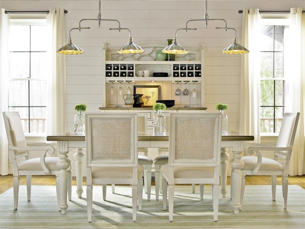Universal Furniture Dining Room Rectangular Dining Table