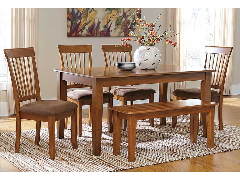Ashley Large Dining Room Bench D199 00