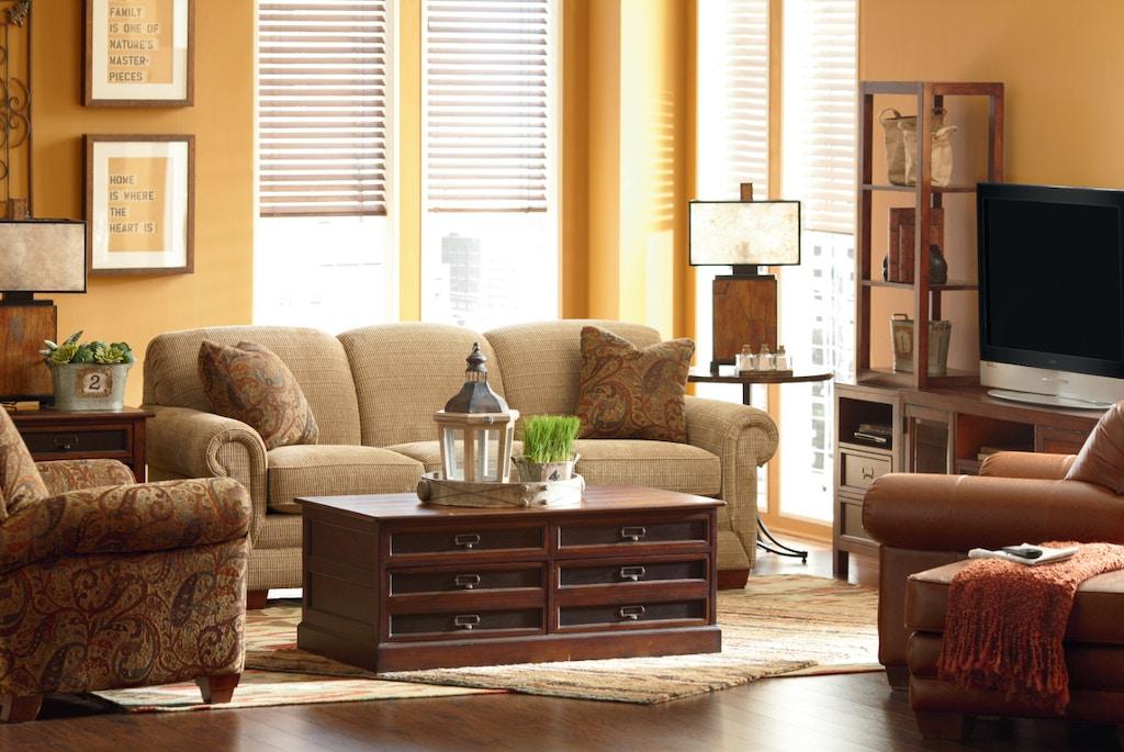 Living Room Mackenzie La Z Boy 174 Premier Sofa 610435
