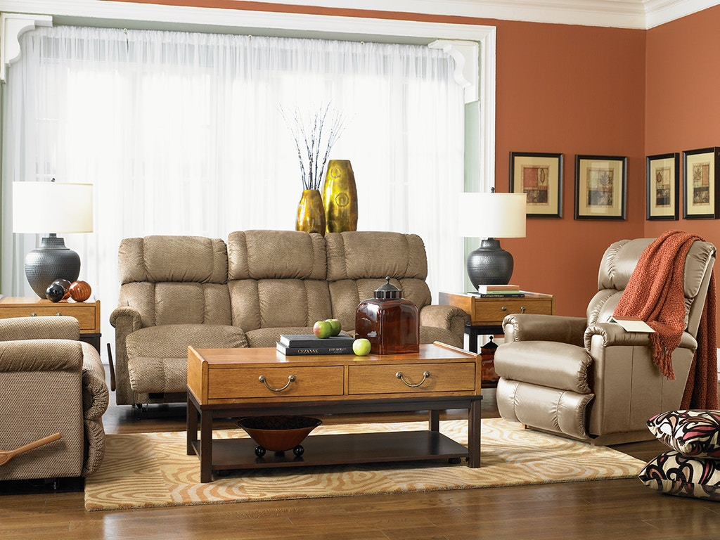 La Z Boy Living Room Set La Z Boy Living Room Reclina Way Full Reclining Sofa 330512