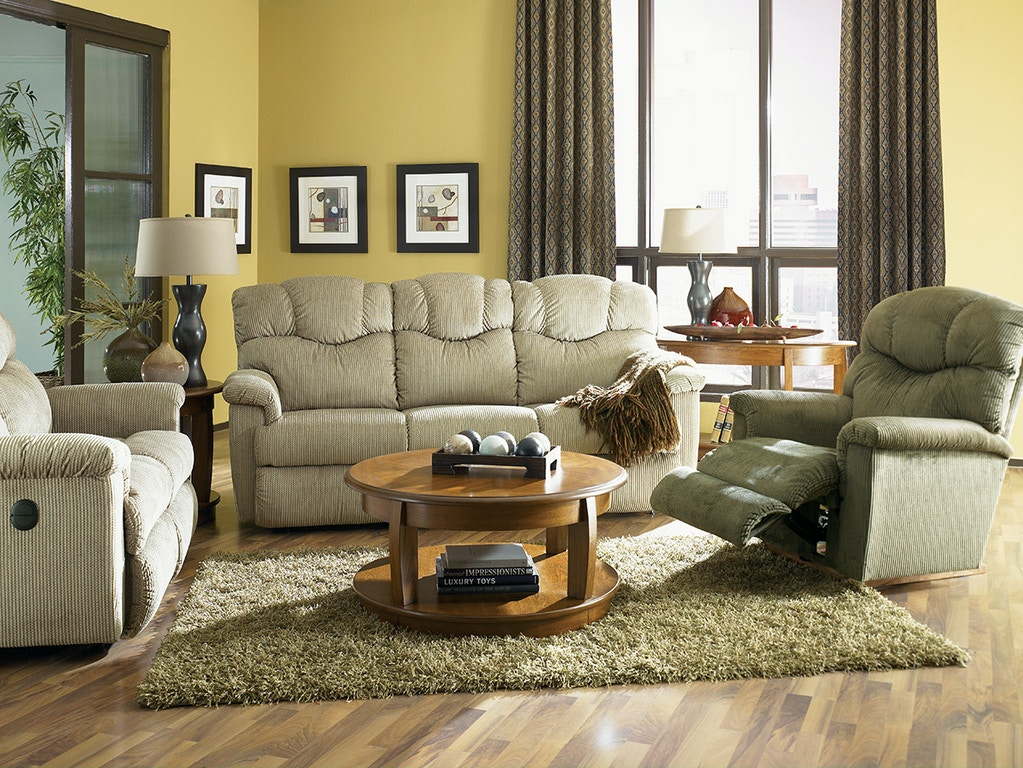 La-Z-Boy Living Room Power La-Z-Time® Full Reclining Sofa