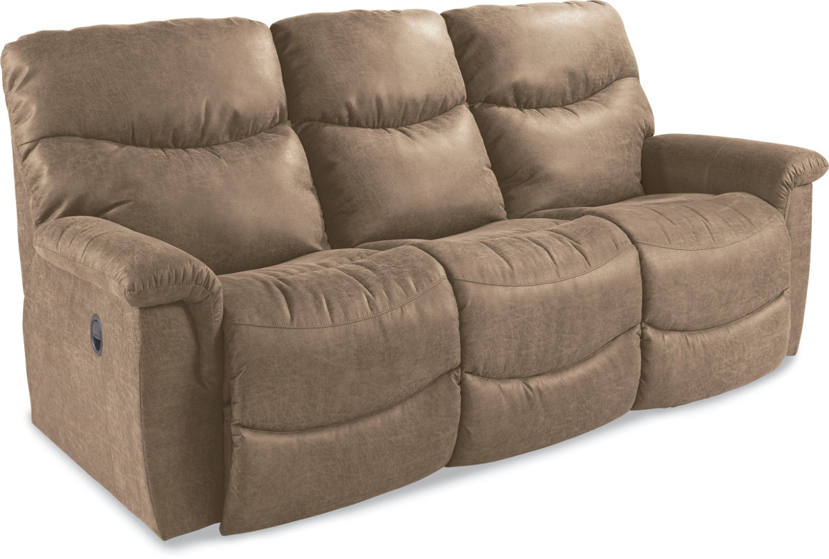 La Z Boy Living Room Power La Z Time Full Reclining Sofa 44p521