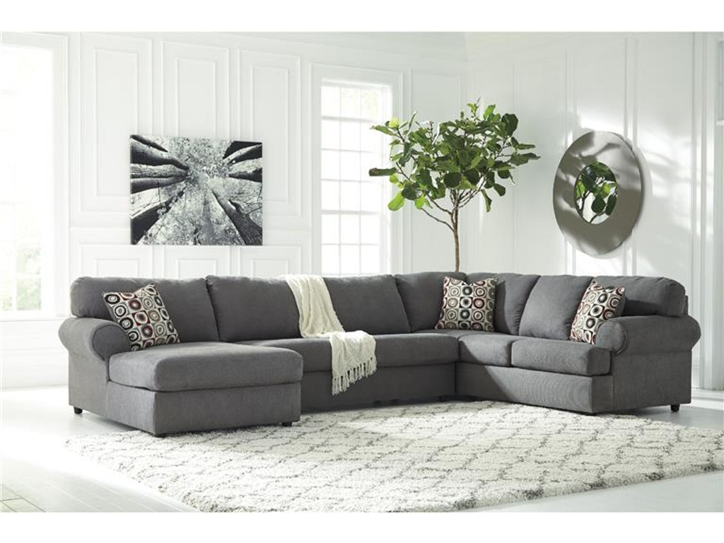 Signature Design By Ashley Living Room Sectional 64902xx