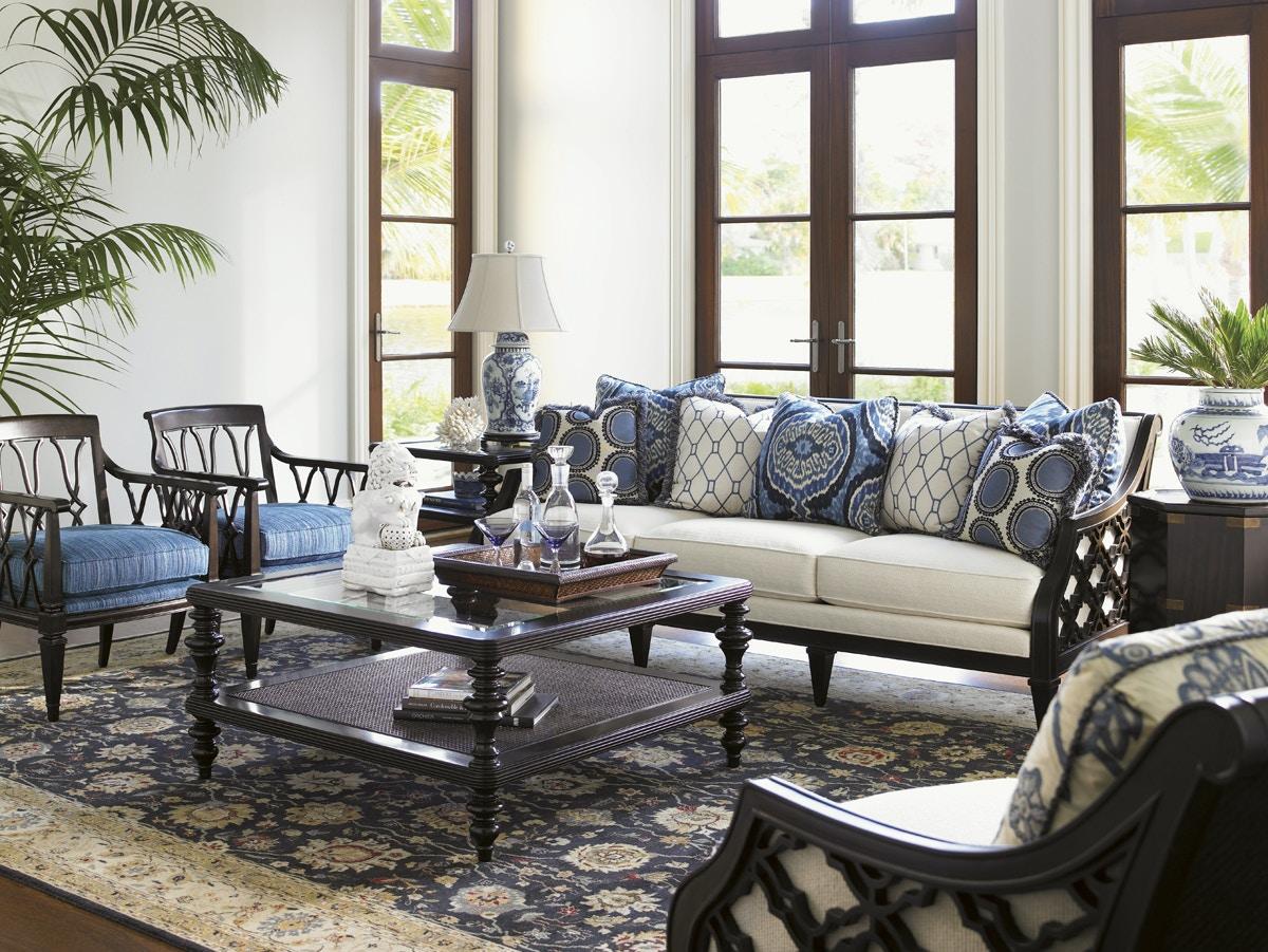 Great Lexington Furniture Bay Club Sofa 1514 33