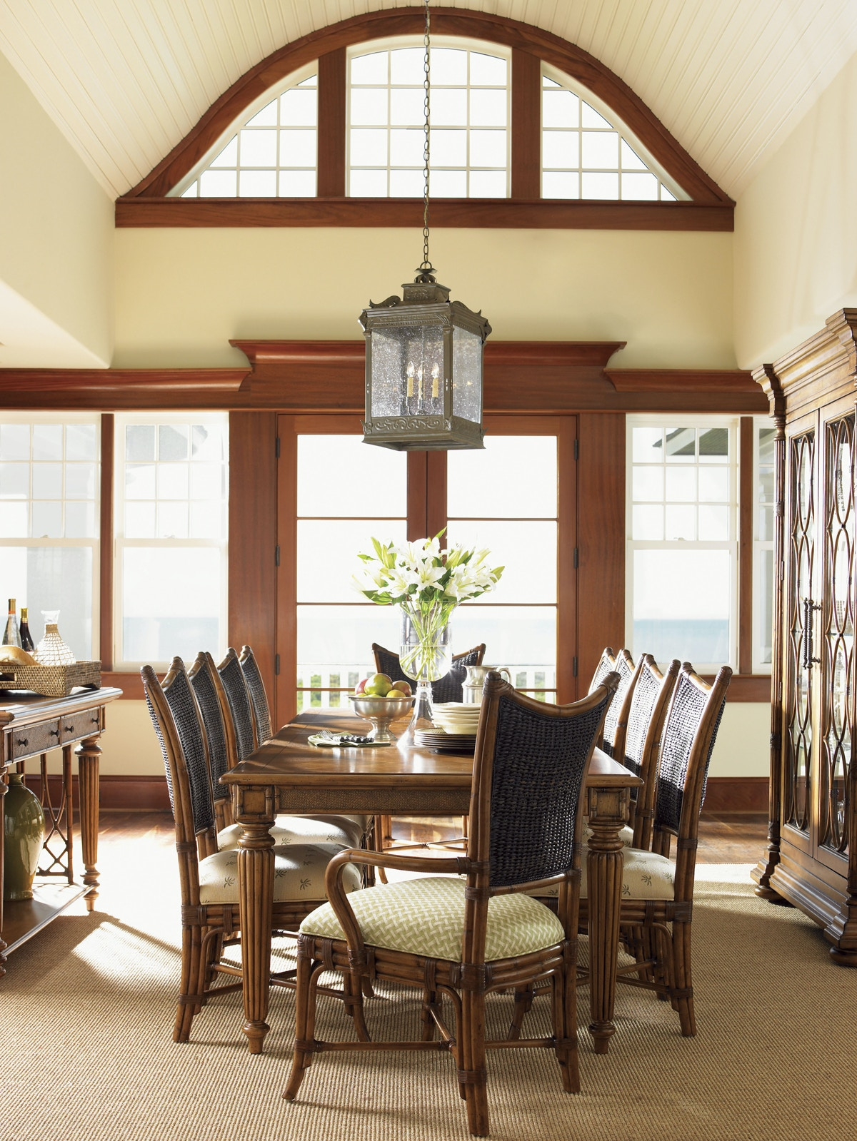 Tommy Bahama Home 531 877 Dining Room Grenadine