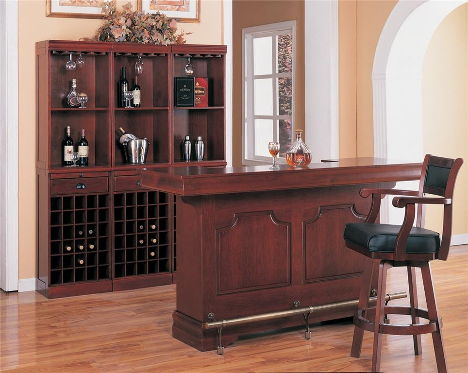 Lambert Traditional Bar Unit with Sink