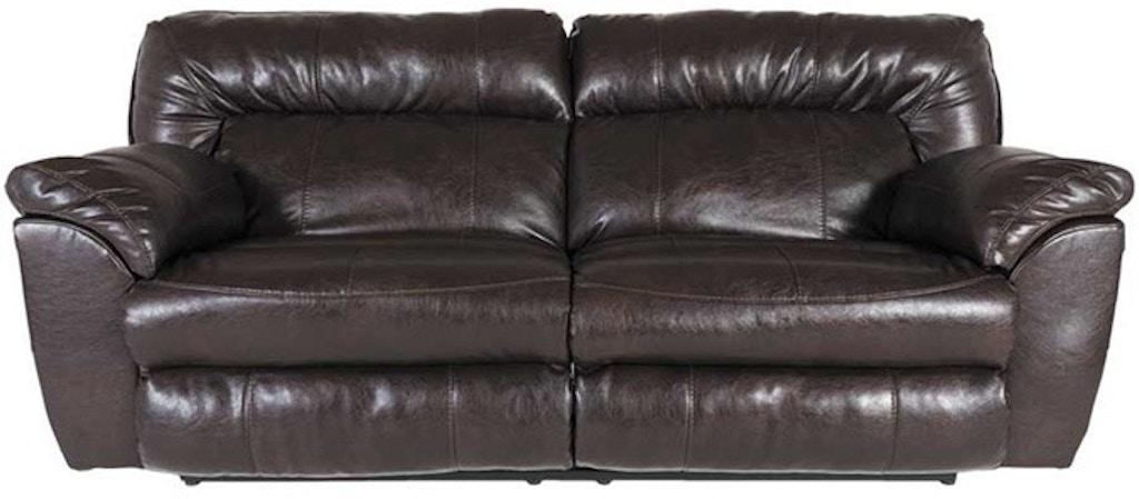 Catner Furniture Nolan Extra Wide Reclining Sofa 4041