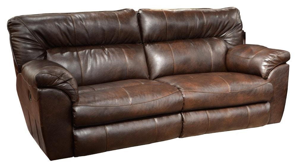 Catnapper Furniture Nolan Extra Wide Reclining Sofa 4041