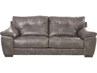 Jackson Furniture Hudson Sofa in Steel 439603