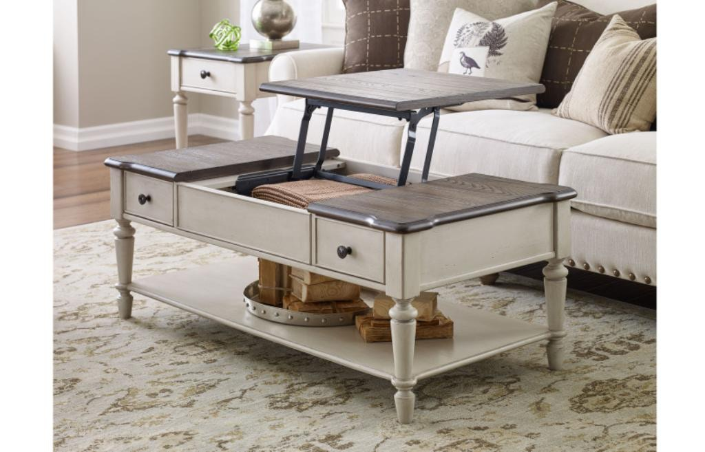 Genial Legacy Classic Furniture Brookhaven Lift Top Cocktail Table 6400 401