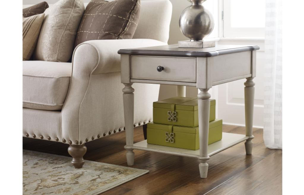 Legacy Classic Furniture Brookhaven End Table 6400 405