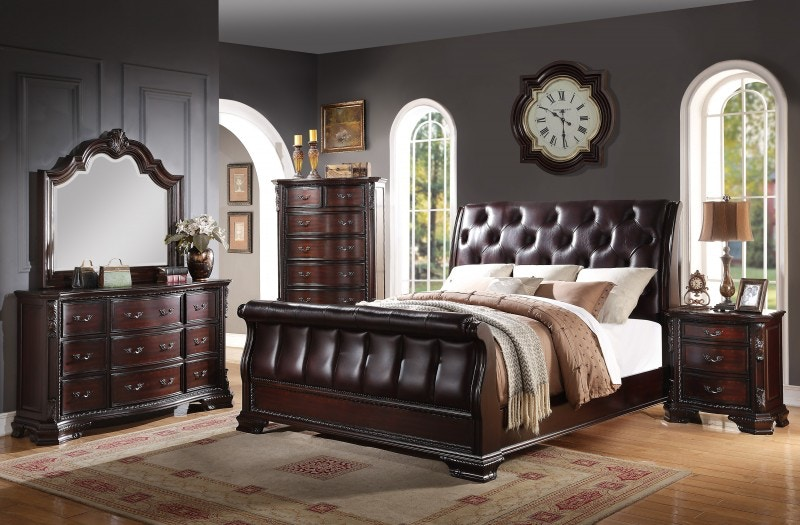 Headboard And Footboard Sets Fresh Tufted Upholstered