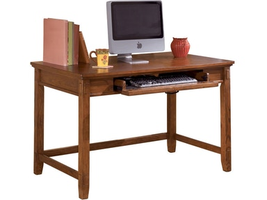 Signature design by ashley home office corner table h319 47 winner h319 10 watchthetrailerfo