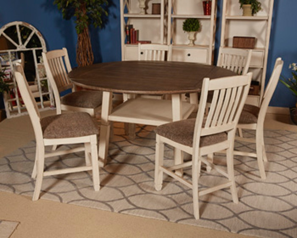 Signature Design By Ashley Bolanburg Counter Height Dining