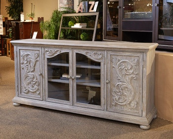 Signature Design By Ashley Home Entertainment Extra Large TV Stand W644 60  At Evans Furniture