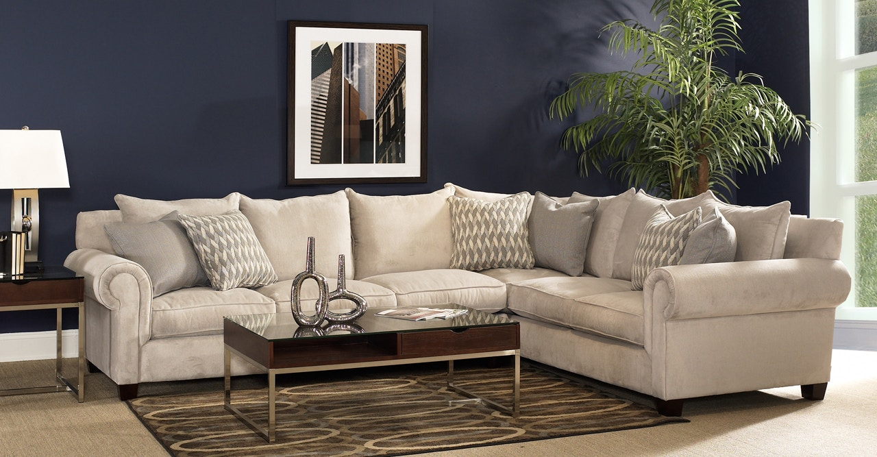 Fairmont Designs Addison Sectional D3560 SECT