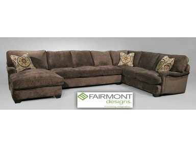 Fairmont Designs Calcutta Sectional D3639-SECT
