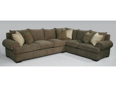 Fairmont Designs Canyon Heights Sectional D3833-SECT