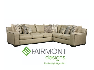 Fairmont Designs Aladdin Sectional D3674-SECT