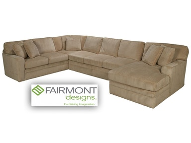 Fairmont Designs Palms Sectional D3698-SECT