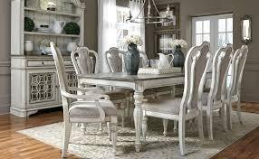 Liberty Furniture 7 Piece Rectangular Table Set 244 DR 7RLS