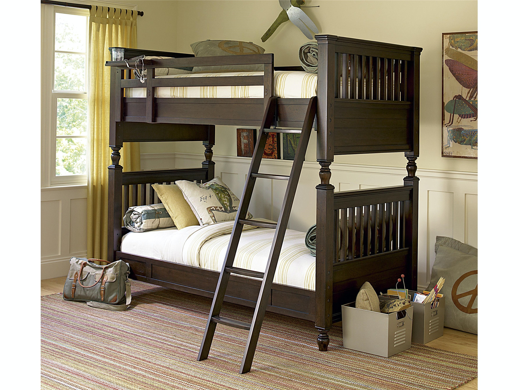 Smartstuff by Universal Guys Bunk Bed Full